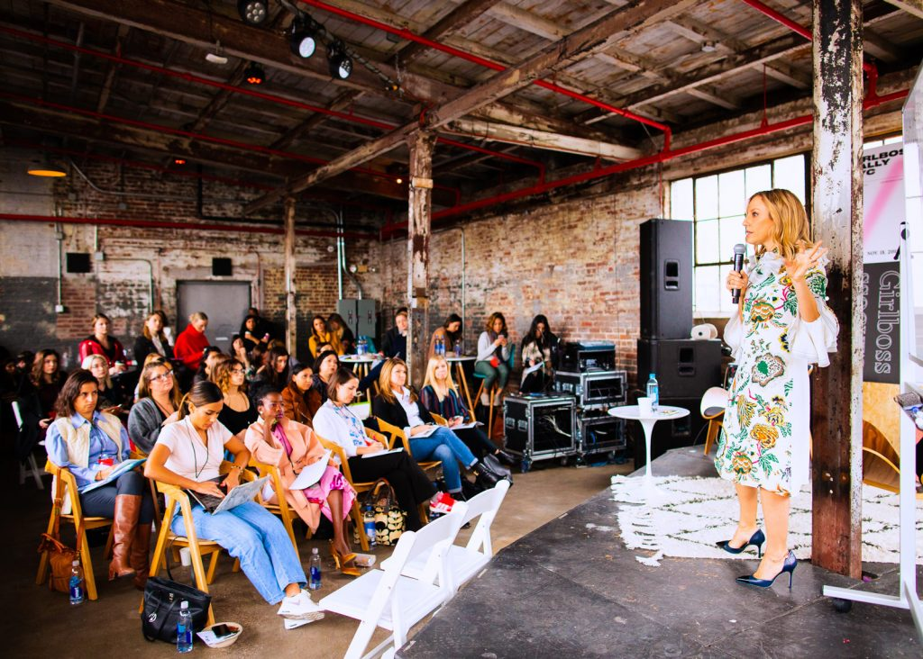 Kristin O'Keeffe Merrick Financial Advisor at Girlboss Rally NYC