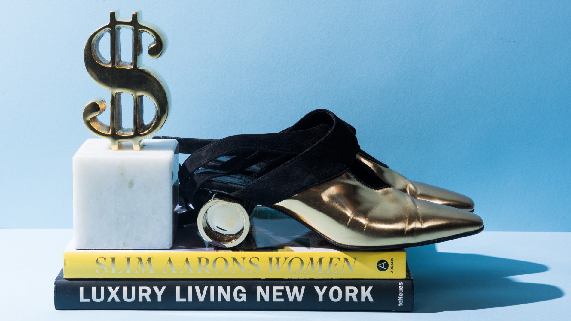 Coveteur Money Goals